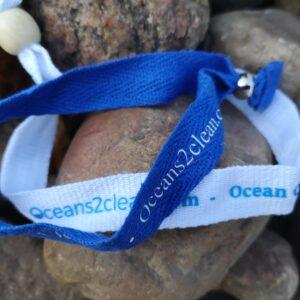 Ocean Cleaner Armbånd