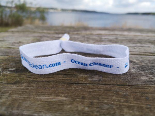 Ocean Cleaner hvid/blå